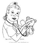 'Little Nurse'
