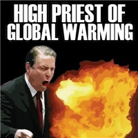 High Priest of Global Warming - AL GORE