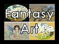 Fantasy/Storybook Art