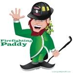 Firefighting Paddy
