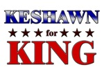 KESHAWN for king