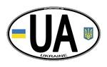 Ukraine Euro Oval