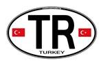 Turkey Euro Oval