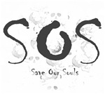 SAVE OUR SOULS-SKULL BACKGROUND