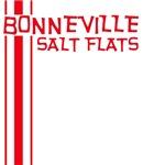 Retro Bonneville Salt Flats-Red