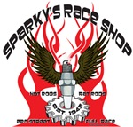 SPARKY'S RACE SHOP