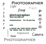 Photography terms and definition