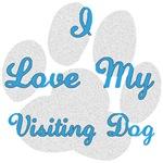 Love My Visiting Dog