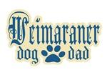 Weimaraner Dad