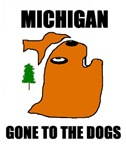 MICHIGAN HOME TOS THE DOGS