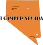 I Camped Nevada