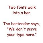 Fonts...