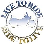 Live to Ride Chrome