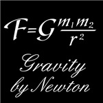 Gravity by Newton
