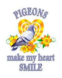 <b>PIGEON SMILE</b>