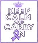 General Cancer Keep Calm Carry On Shirts