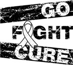 Lung Cancer Go Fight Cure Shirts