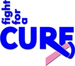 Male Breast Cancer Fight For A Cure Shirts