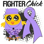 General Cancer Fighter Chick Shirts
