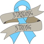 Graves Disease Standing Strong Shirts