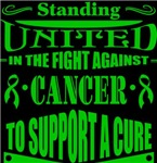 Kidney Cancer Standing United Shirts