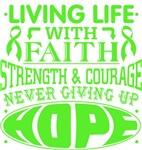 Lyme Disease Living Life With Faith Shirts