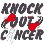 Knock Out Bone Cancer Shirts