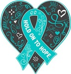 PCOS Hold on to Hope Shirts