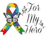 For My Hero Autism Awareness Shirts