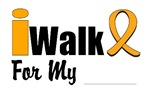 I Walk For Leukemia T-Shirts & Gifts