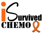 I Survived Chemo Leukemia Awareness T-Shirts