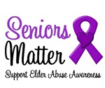 Elder Abuse (Seniors Matters) T-Shirts & Gifts