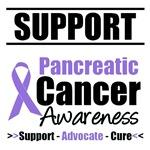 Support Pancreatic Cancer Awareness T-Shirts