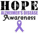 Hope Alzheimer's Disease T-Shirts & Gifts