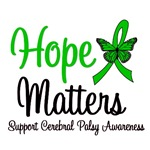 Cerebral Palsy Hope Matters T-Shirts & Gifts
