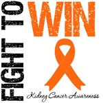 Kidney Cancer Fight To Win Shirts & Gifts