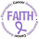 Pancreatic Cancer Faith Shirts & Gifts