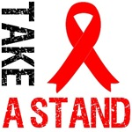 Heart Disease Take A Stand Shirts & Gifts