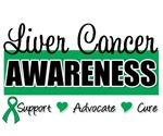 Liver Cancer Awareness Shirts & Gifts