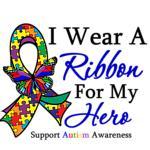 Autism Ribbon Hero