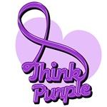Fibromyalgia Think Purple