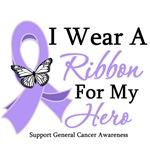 General Cancer Hero Ribbon