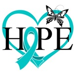 Ovarian Cancer Hope Shirts & Gifts