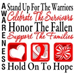 Aplastic Anemia Tribute Shirts & Gifts