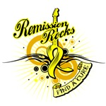 Sarcoma Cancer Remission ROCKS Shirts