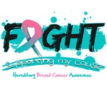 Fight Hereditary Breast Cancer Cause Shirts