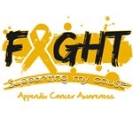 Fight Appendix Cancer Cause Shirts