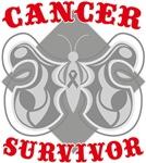 Brain Cancer Survivor Shirts