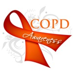 COPD Awareness Shirts & Gifts
