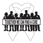 Lung Cancer We Can Find A Cure Shirts